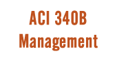 ACI 340B Management image