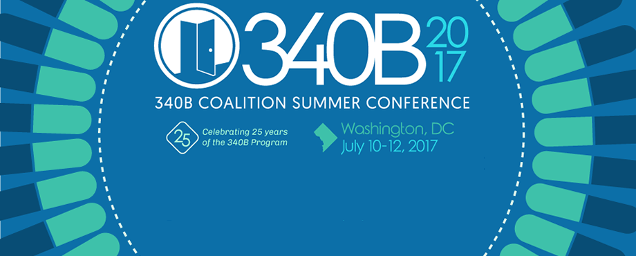 Register Now for 340B Coalition Summer Conference